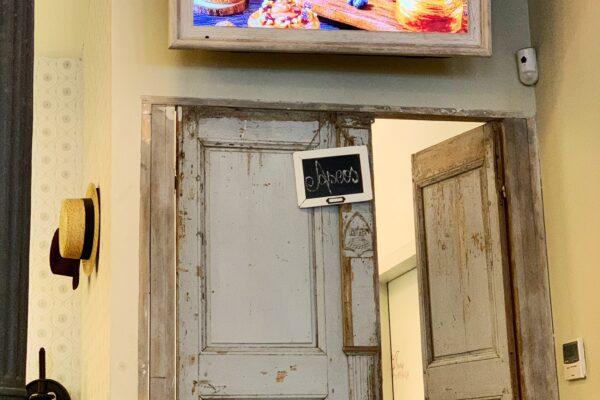 La puerta infranqueable
